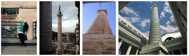 "ROMA ARCHEOLOGICA & RESTAURO ARCHITETTURA: ""Reading Trajan's Column - A War Diary Soars Over Rome"" NATIONAL GEOGRAPHIC MAGAZINE, USA (03|2015). [Fotos: Column of Trajan, in: M.G. Conde (2007-08)]."
